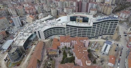 Konya Numune Hastanesi hizmette
