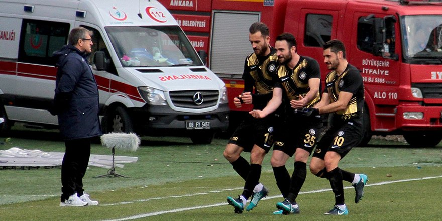 Ilgınlı Musa, Osmanlı'nın 2. golünü attı