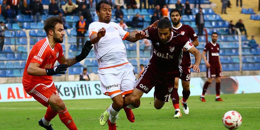 Sabri, sezonun ilk maçına çıktı