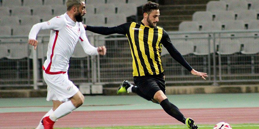 Ali Dere, ilk golünü attı