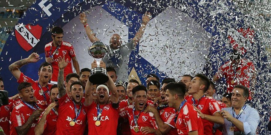 Sudamericana Kupası'nda Şampiyon Independiente