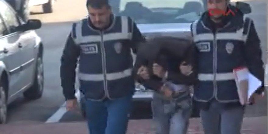 Konya'da Kore Gazisinin madalyalarını çaldılar