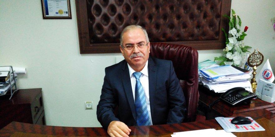 Seydişehir Devlet Hastanesinde Yeni Başhekim Göreve Başladı