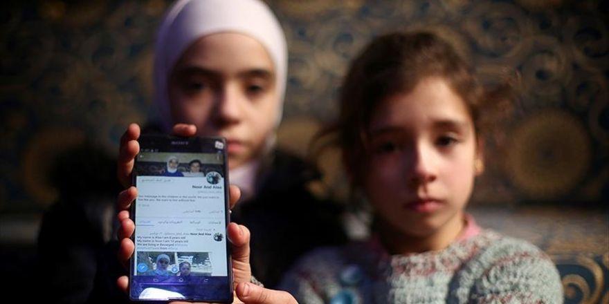 Halep'ten Sonra Doğu Guta'nın Sesini De Çocuklar Duyuruyor