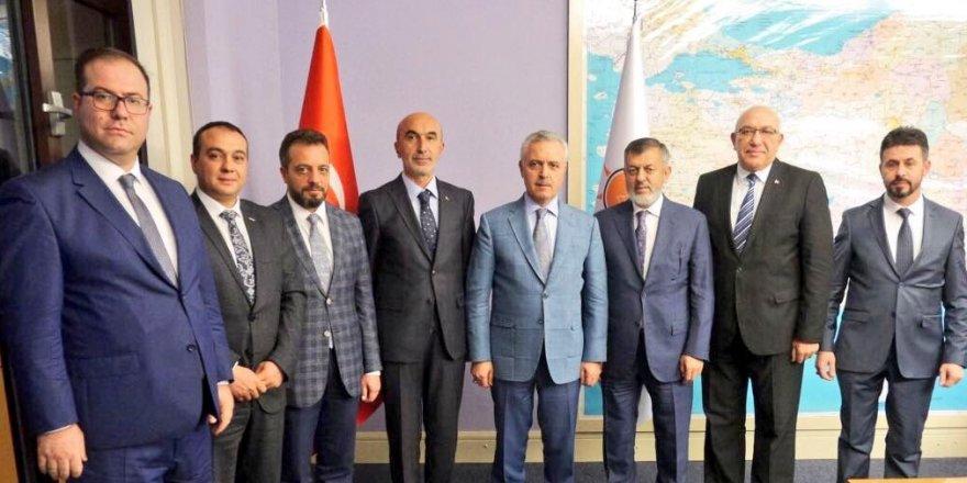 Meram'ın yeni başkanı Dolular