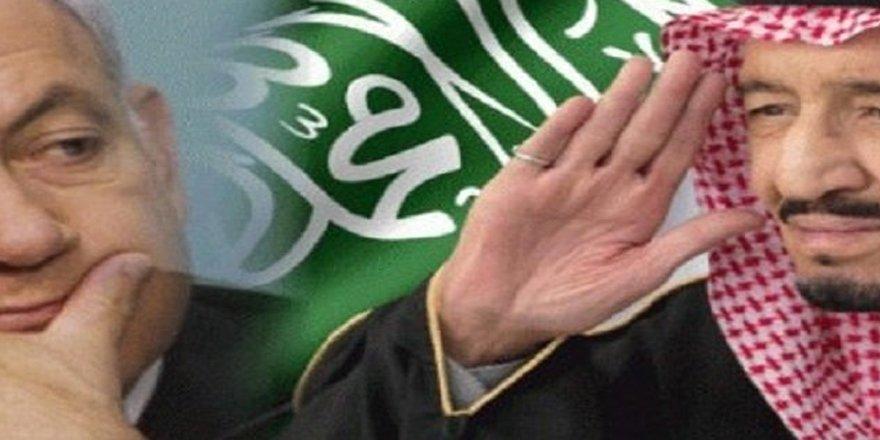 Suud ve İsrail Hamas'a karşı birleşti