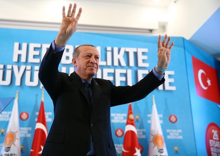 Cumhurbaşkanı Erdoğan, Karaman'da coşkuyla karşılanacak