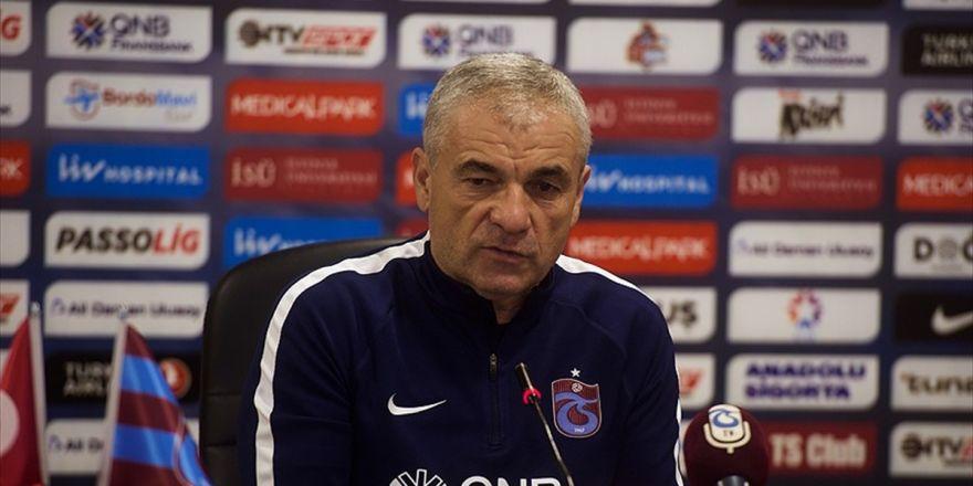 Trabzonspor Teknik Direktörü Çalımbay: Türkiye Kupası Maçları Sürprizlerle Dolu Olur