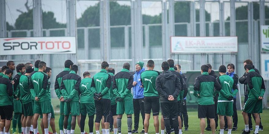 Bursaspor, Trabzonspor Maçı Hazırlıklarını Tamamladı