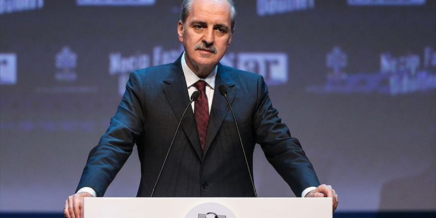 Kültür Ve Turizm Bakanı Kurtulmuş: Necip Fazıl, Türkiye'deki Mücadeleyi Kendi Hayatında Yaşadı