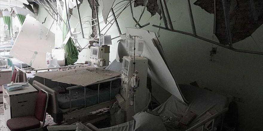 Java Adası'ndaki Depremde 2 Kişi Hayatını Kaybetti