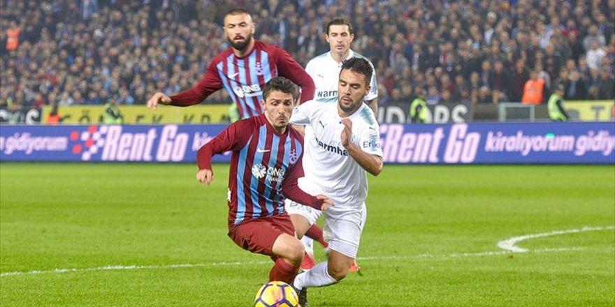 Trabzonspor Sahasında Galip