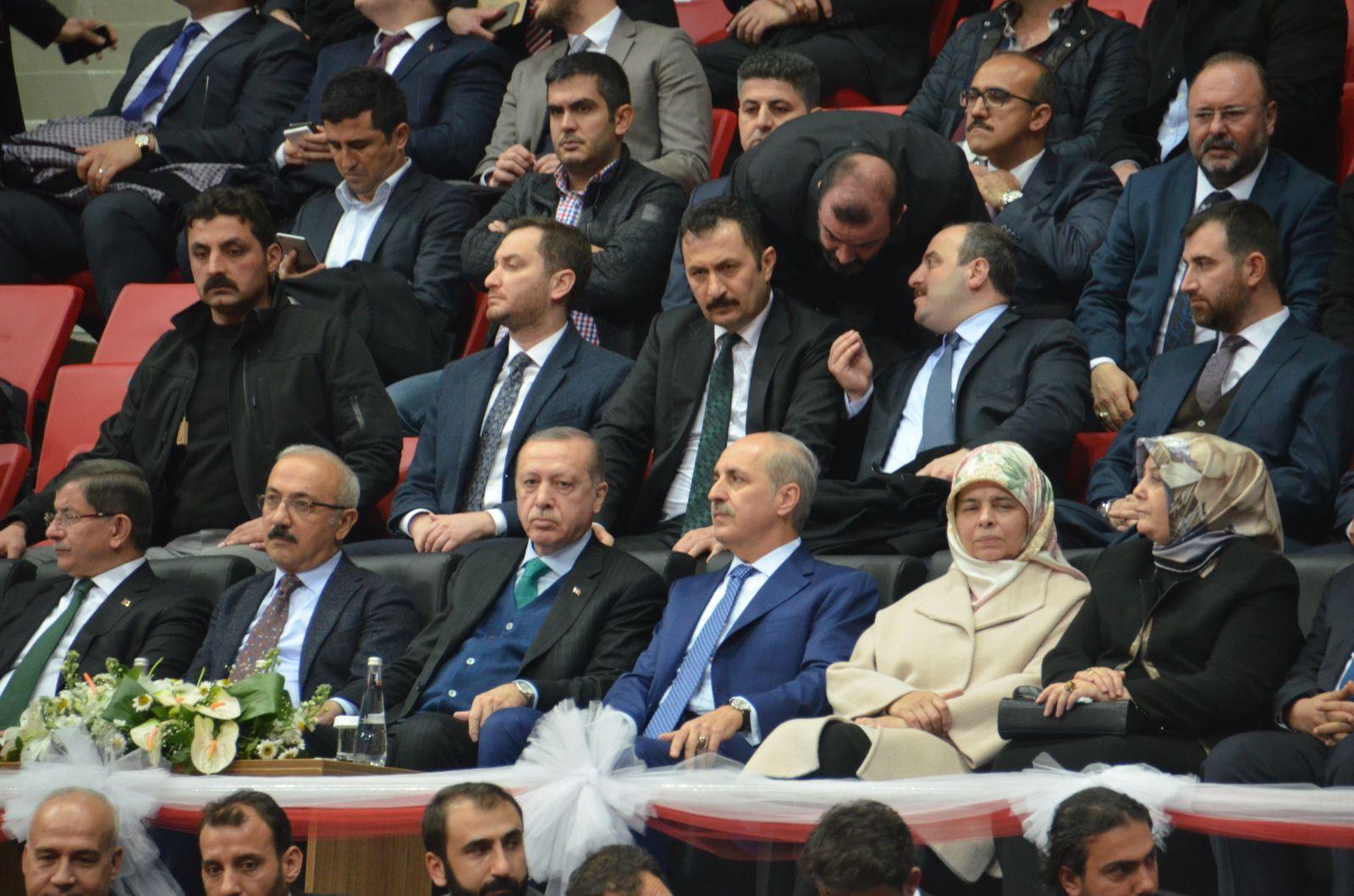 Cumhurbaşkanı Erdoğan, Şeb-i Arus'ta