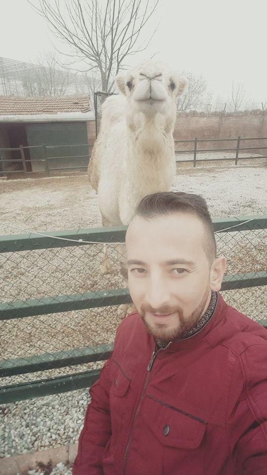 Bolulu Mehmet'ten ilginç kare