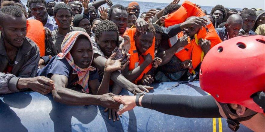 '2018 Akdeniz'deki Sığınmacılar İçin Ölümcül Başladı'