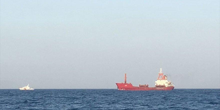 Türkiye, Yunanistan'ın Alıkoyduğu Gemiyle İlgili İnceleme Başlattı