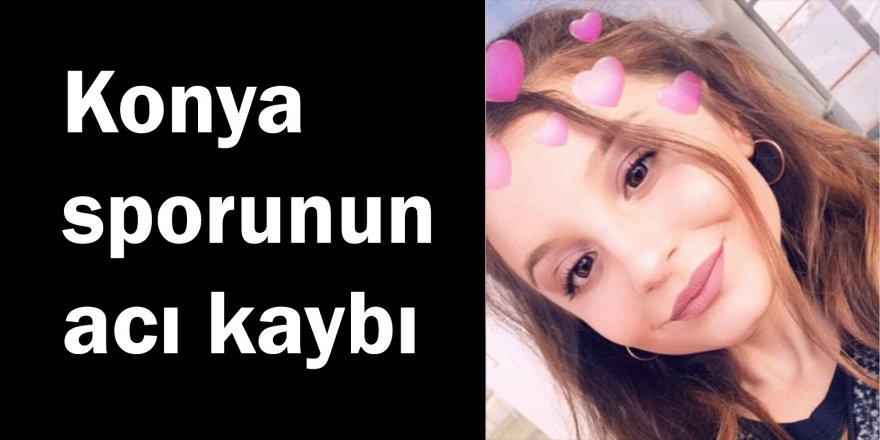 Konyalı genç sporcu hayatını kaybetti