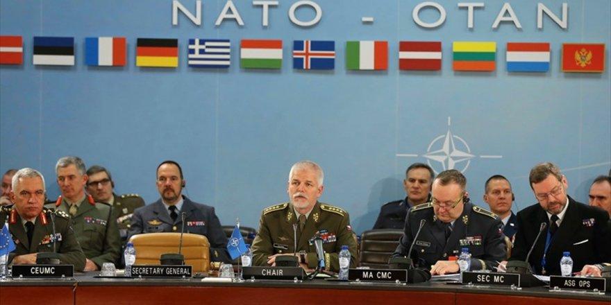 Nato Askeri Komitesi Brüksel'de Toplandı