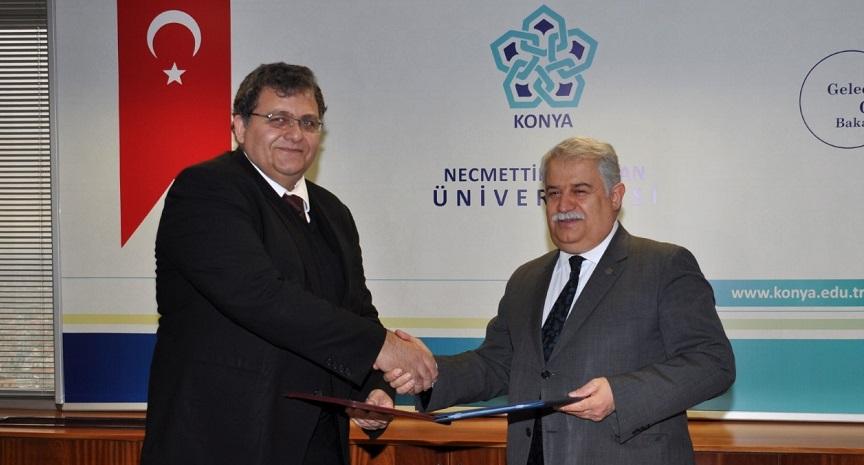 NEÜ ve Kıbrıs Sosyal Bilimler Üniversitesi arasında işbirliği