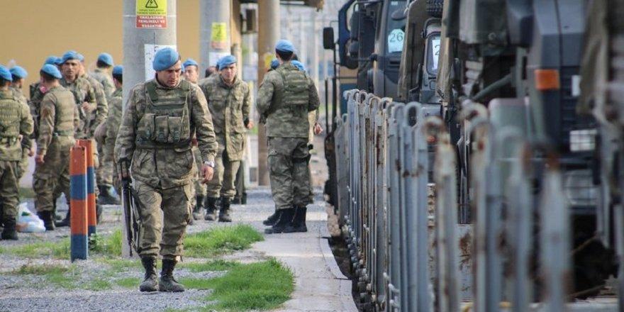 Pkk Yatağı Afrin'e Ansızın Girebiliriz