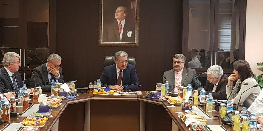 KGTÜ'DE 2018-2019 STRATEJİ BELİRLEME TOPLANTISI YAPILDI