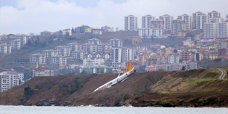 'Trabzon'daki Kaza Pistten Kaynaklı İddiası Asılsızdır'