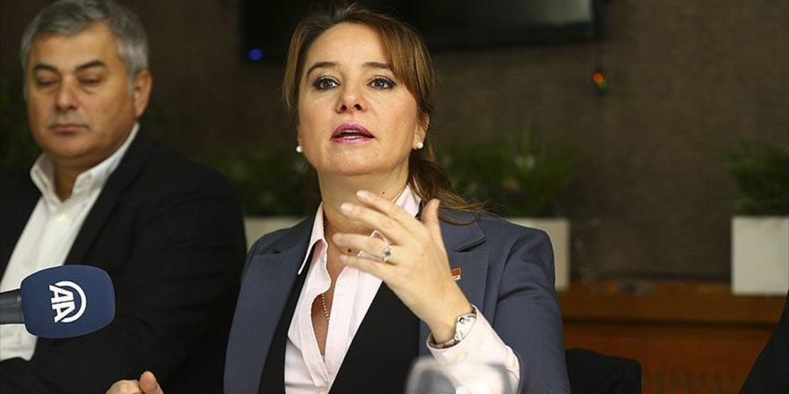 Chp Genel Başkan Yardımcısı Cankurtaran: Ankara Spor Basınına Gerekli İhtimam Tekrar Gösterilmeli