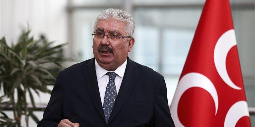 Mhp Genel Başkan Yardımcısı Yalçın: Chp'deki Aşırı Solcu Değişim Adına Atılmış Belirleyici Bir Adım
