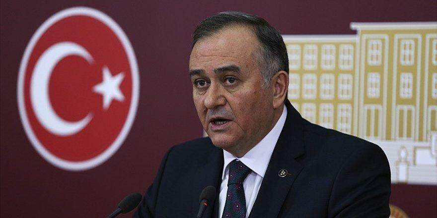 Mhp Grup Başkanvekili Akçay: Chp, Türkiye Düşmanlarının Tepe Tepe Kullandığı Bir Parti Olmuştur