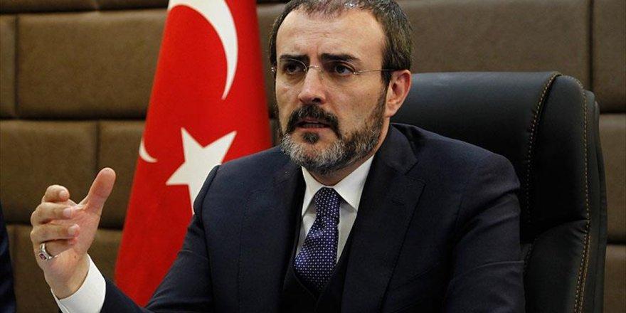 Ak Parti Genel Başkan Yardımcısı Ünal: Afrin Konusunda Türkiye'nin Pozisyonu Son Derece Net
