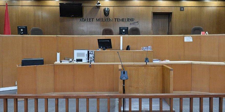 Fetö Sanığı Eski Hakim Adayına Hapis Cezası