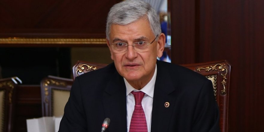 Tbmm Dışişleri Komisyonu Başkanı Bozkır: Türkiye, Terörist Ordusunun Kurulmasına İzin Vermeyecek
