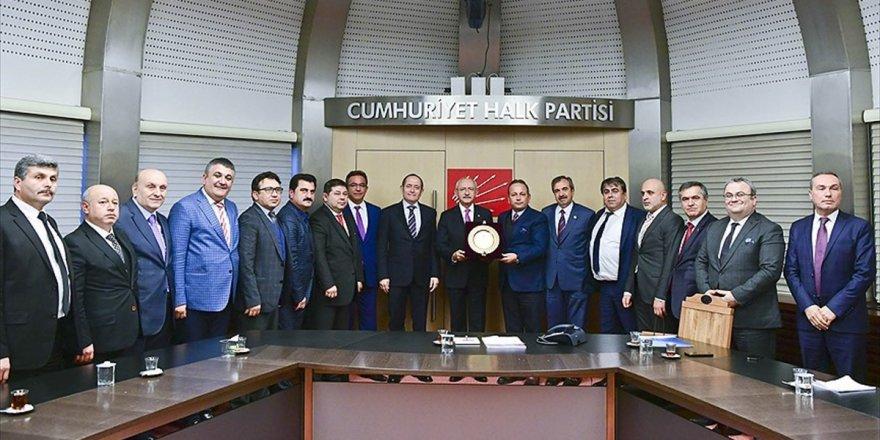 Kılıçdaroğlu Samkon Yönetimini Kabul Etti
