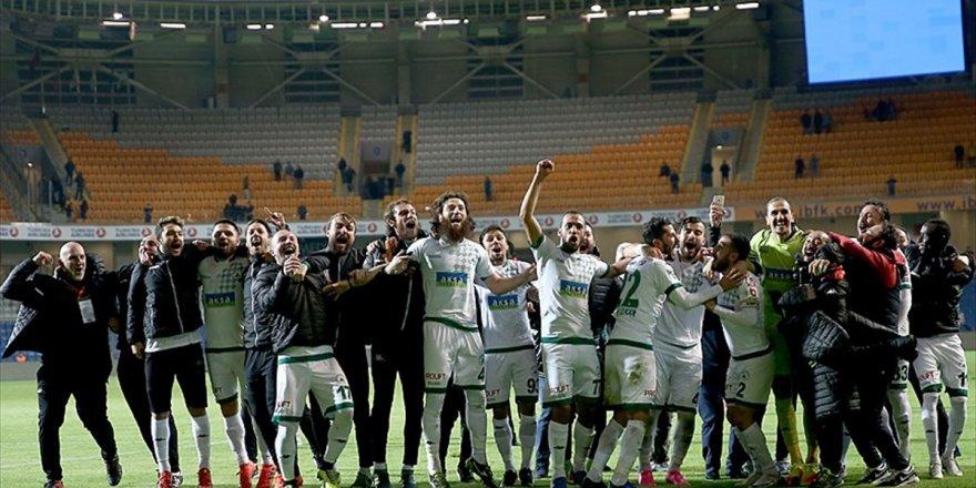 Giresunspor Kupada Çeyrek Finalde