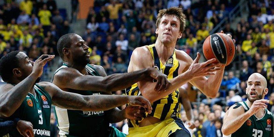 Fenerbahçe Doğuş 12. Galibiyetini Aldı