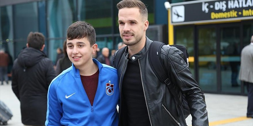 Novak, Trabzonspor İçin Geldi