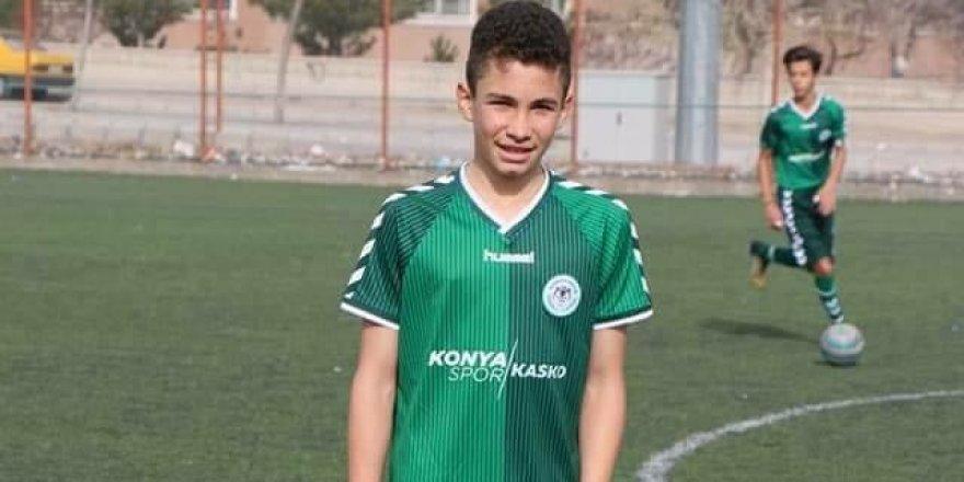 Konyaspor'un gençleri milli takıma doymuyor