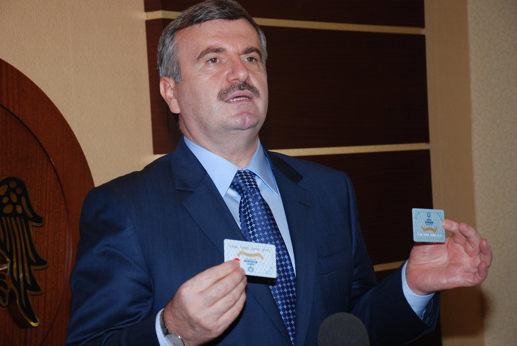 Konya Büyükşehir'in Sosyal Projeleri Hayat Veriyor