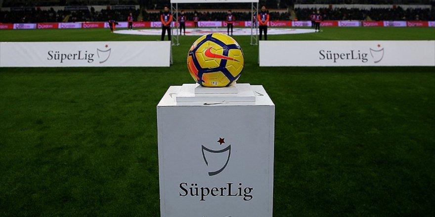 Süper Lig'de İkinci Yarının Perdesi Açılıyor