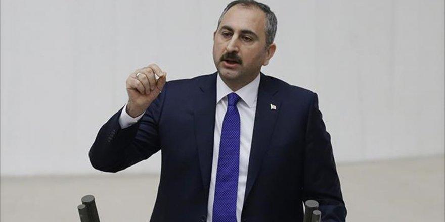 Adalet Bakanı Gül: Normalleşme Süreci Şu An İçin Ancak Ohal İle Sağlanabilir
