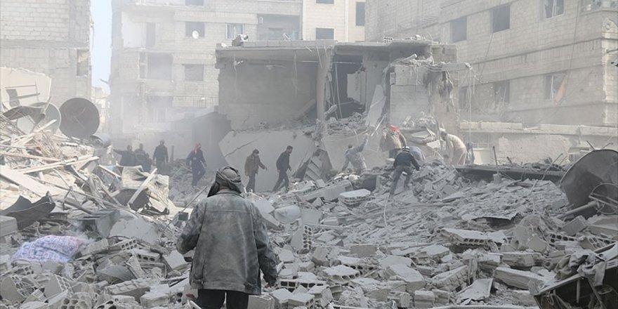 Bm'den İdlib Ve Doğu Guta İçin Uyarı