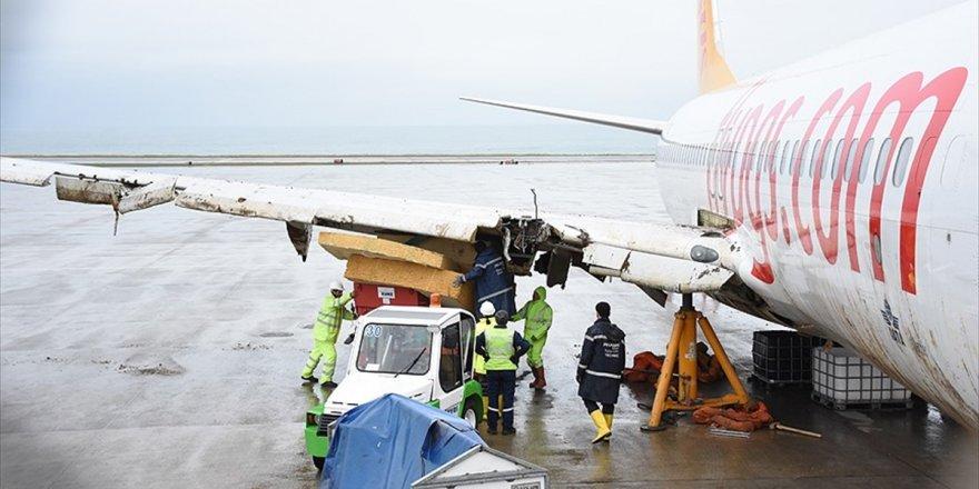 'Trabzon Havalimanı Uluslararası Trafiğe Açıldı'