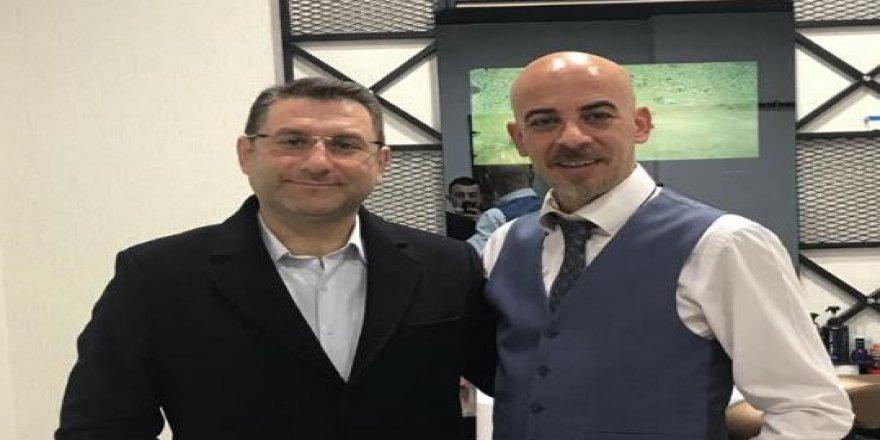 """Fatih Özdemir'e """"sıhhatler olsun"""" diyoruz"""