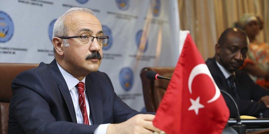 Türkiye İle Mali Arasında 3. Dönem Kek Protokolü İmzalandı