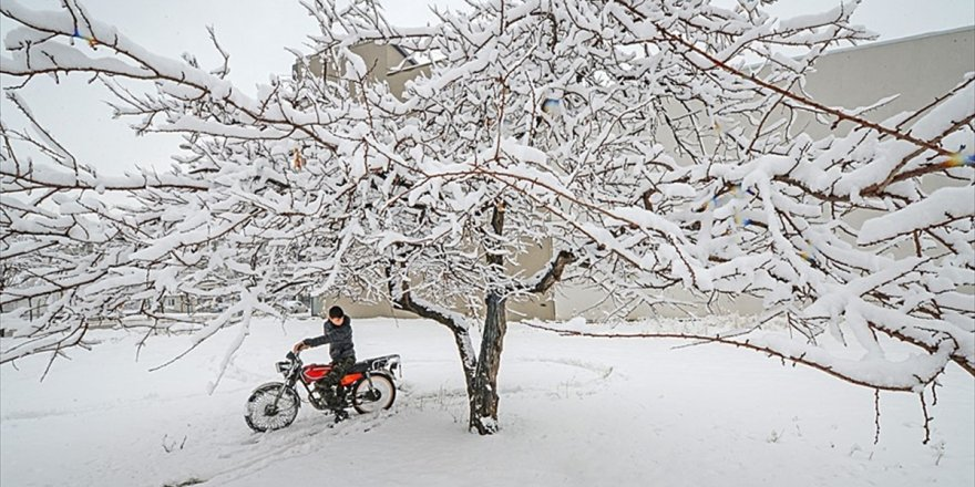 Trakya'da Hafta Başında Kar Bekleniyor