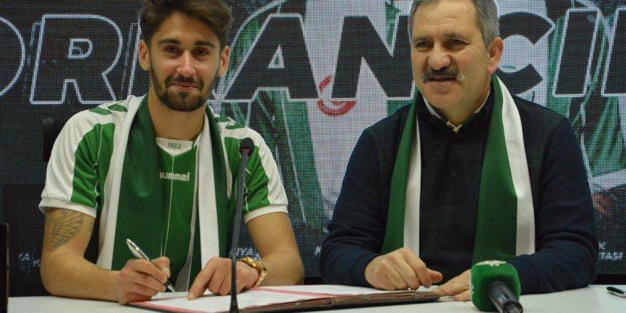Orkan Çınar Atiker Konyaspor'da