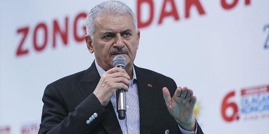 Başbakan Yıldırım: Türkiye Terör Örgütlerine Pabuç Bırakır Mı?
