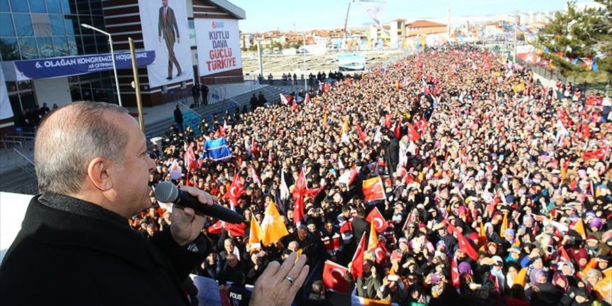 Cumhurbaşkanı Erdoğan: Rabiamızı Anlamayanlar Var