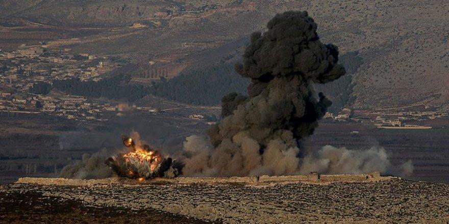 """Afrin'e """"Zeytin Dalı Harekatı"""""""