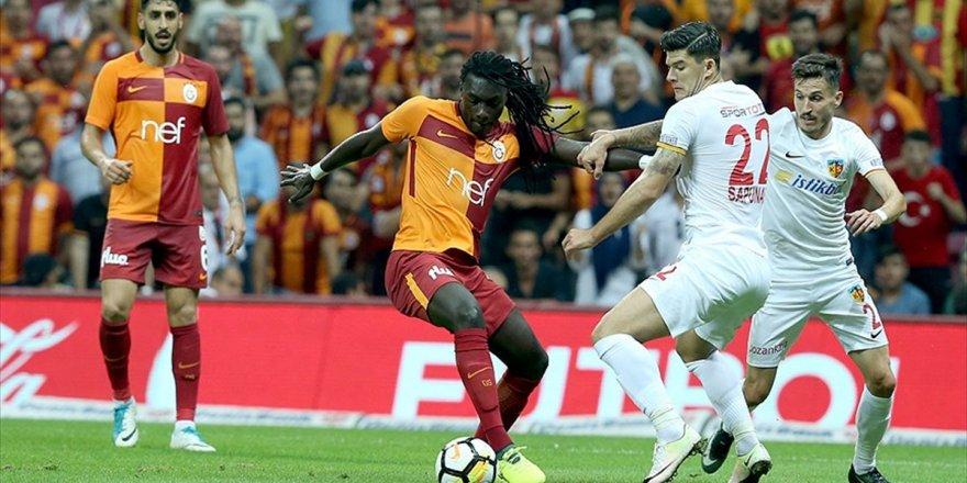 Galatasaray İle Kayserispor 44. Maça Çıkıyor